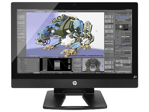 HP Z1 workstation
