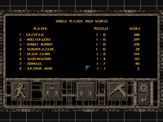 Original score-board